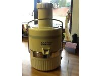Power juicer by jack la lanne's