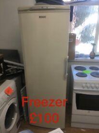 Hotpoint 9 draw freezer