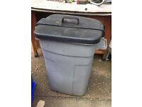 Grey bin for sale