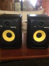 KRK Rokit 8's For Sale Marayong Blacktown Area Preview