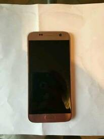 Galaxy s7 rose gold
