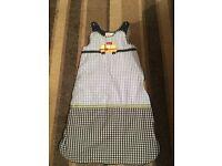 Baby sleeping bag 6-18m