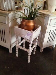 Cute retro timber pot plant holder furniture Palm Beach Gold Coast South Preview
