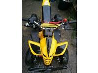 Mini motor quad