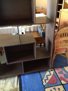 BOOKCASE, LARGE and UNUSUAL style. Carina Heights Brisbane South East Preview
