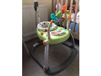 Space saving jumperoo - brand new condition