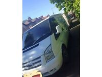 Ford Transit swap for recovery truck