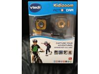 VTECH KIDI ZOOM ACTION. CAM. NEW AND SEALED BOX.