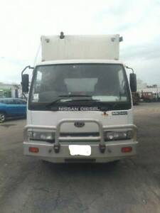 Nissan UD MK240 Truck 2007 wrecking now.#Stock no NUD837 Villawood Bankstown Area Preview