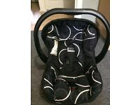 AUTO COLLECTION BABYSTYLE CAR SEAT