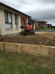 Tight access excavation Lambton Newcastle Area Preview
