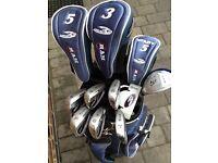 Ladies RAM golf clubs
