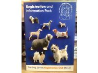 Need paperwork for your puppies