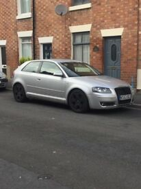 300bhp+ audi a3 2.0 WITH PROOF