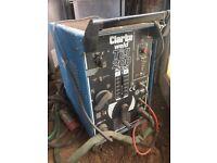 Clarke TIG welder - 3 phase - works perfect