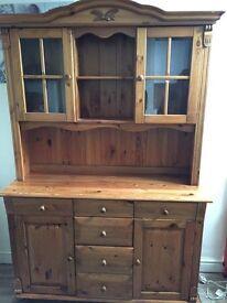 Solid Pine Welch Dresser