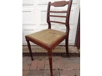 beautiful chair, upcycling project, vintage, shabby