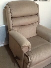 Manual Recliner Chair in very good condition