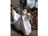 Is sposa Rosalia wedding dress
