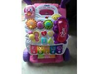Vtech Walker. Working order and complete with phone.