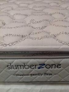 Mattress Esemble Double Pillowtop Slumberzone Berkeley Vale Wyong Area Preview
