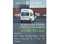 Free Mobile Tyre Fitting (online tyre & service pricing)