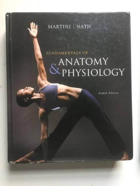 Fundamentals Of Anatomy Physiology 8th Edition Textbooks
