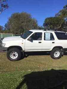 1992 diesel 4runner Morisset Lake Macquarie Area Preview
