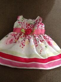 Baby girls dress 18 months