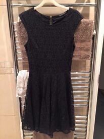 Miss selfridge little black dress