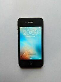 Apple iPhone 4 - 8GB - Black (Unlocked)