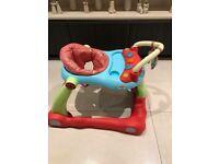 Mamas & papas interactive baby walker