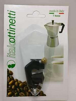 Handle + Accessories Mocha Type Bialetti Size 1 Cup