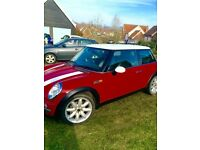 Mini Cooper 2004 chilli pack excellent condition , hatch , car , BMW low mileage , high spec