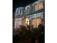 House lights . Wedding house lights . Led house lights .