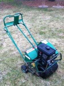Lawn Aerator - landscaping, spring cleanup