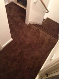 Professional carpet and vinyl fitter