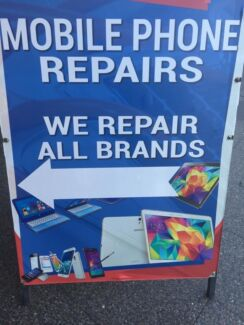 iPhone, iPad, Samsung Repair all brands