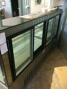 Used cake, deli, meat display in excellent condition Myponga Yankalilla Area Preview