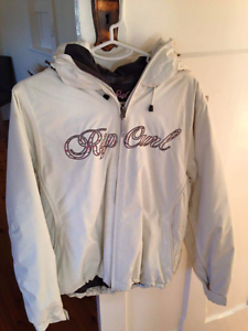 Rip Curl Snow/Ski Jacket Clarence Gardens Mitcham Area Preview