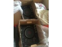 2 x Pioneer cdj1000 mk3 for sale good condition in perfect working order