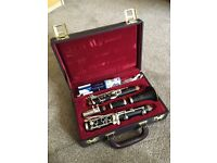 Buffet Crampon E11 Clarinet - Great for Intermediates!