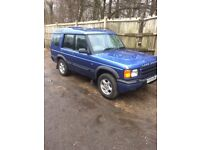 Landrover TD5 ideal export