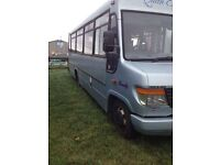 Merc vario S/D bus camper