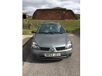 Renault Clio 1.4 16v Expression 3dr *Automatic* Low mileage!