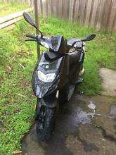 Piaggio Typhoon 125 PRICE DROP Moonah Glenorchy Area Preview
