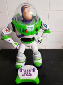 Remote control buzz lightyear