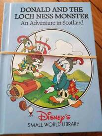 Around the world with mickey mouse