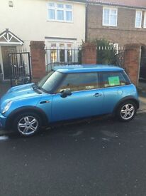 MINI ONE FOR SALE , VERY GOOD CONDITION