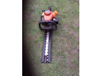 TANAKA THT 1800 Petrol Hedge Cutter works great can be seen working cb5 £50